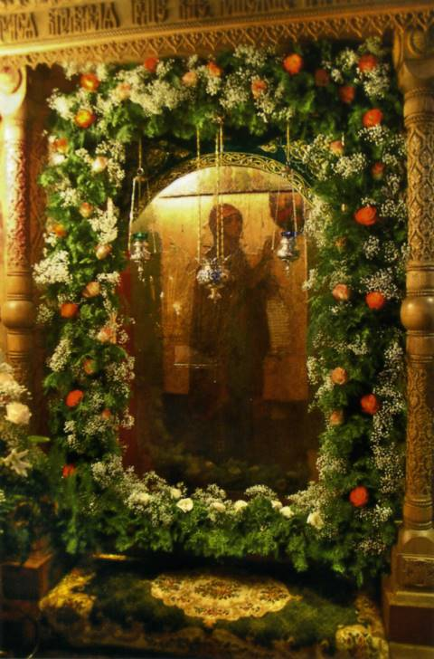 Боголюбская икона Божией Матери: www.vidania.ru/icony/icon_bogolybskaya.html
