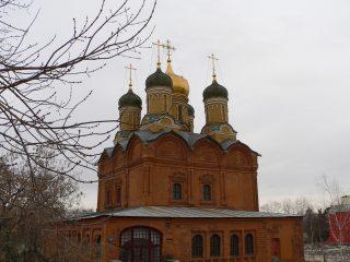 Собор иконы Божией Матери «Знамение» бывшего Знаменского монастыря
