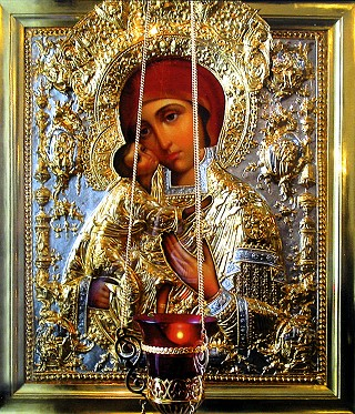 , Феодоровская икона Божией Матери ...: www.vidania.ru/icony/icon_feodorovskaya_kostromskaya.html