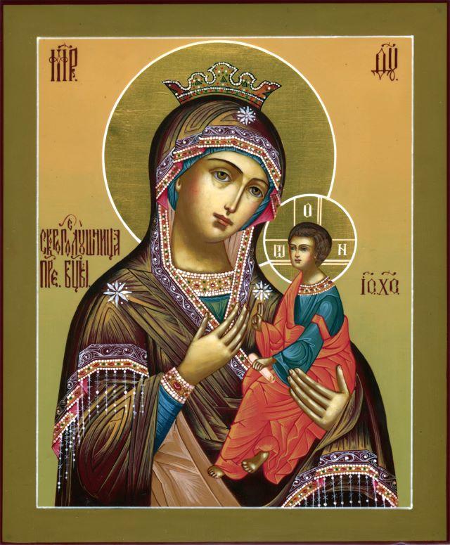... » икона Божией Матери. Галерея икон: www.vidania.ru/icony/icon_skoroposlushnica.html